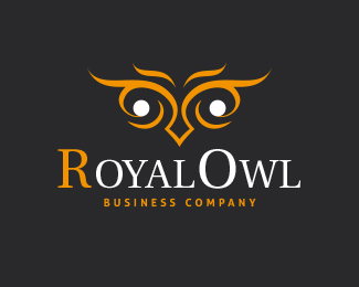 Royal Owl Logo