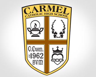 Carmel Catholic High School BW