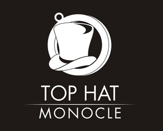 Top Hat Monocle