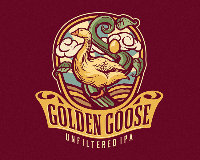 Gold Goose