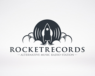 Rocket Records Logo