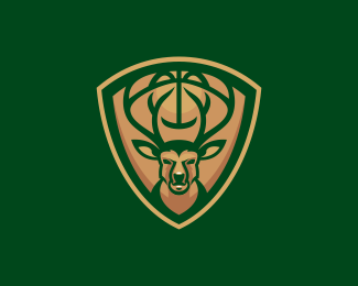 Bucks Logo Design