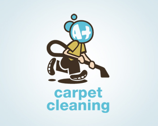 logopond logo brand identity inspiration a carpet cleaning