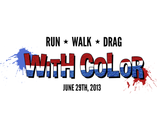 Penacola Run/Walk/Drag With Color