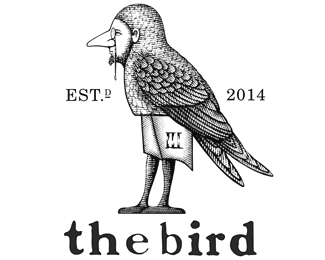 The Third Bird Logo