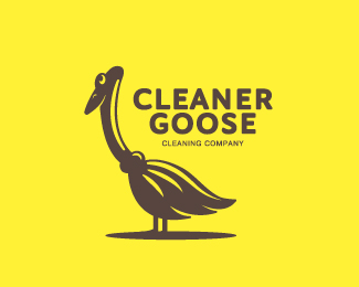 cleaner goose