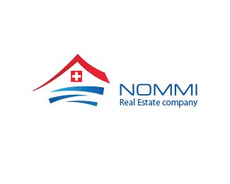 Logo design for real estate agency