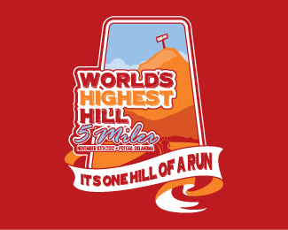 World's Highest Hill 5 Miler