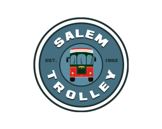 Salem Trolley Logo