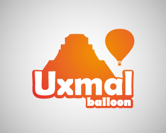 Uxmal Balloon