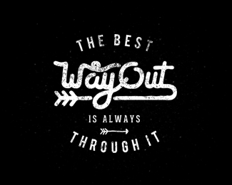 The Best Way Out
