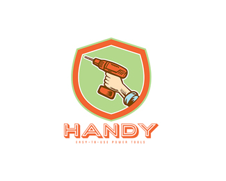 Handy Power Tools Logo
