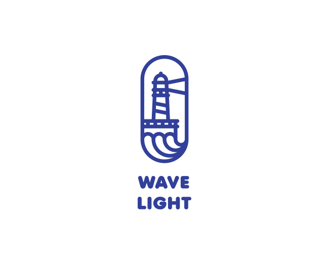 Wave Light Logo