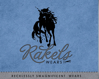 Rakels Wear Logo Ideas