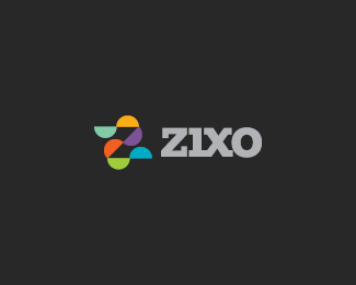 Logo design inspiration #25 - Denis Wong - ZIXO