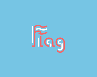 Flag Wordmark / Verbicons
