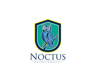 Noctus Bed Bath and Homewares Logo