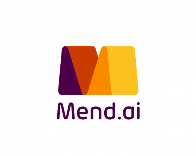 Mend.ai, logo for medical artificial intelligence