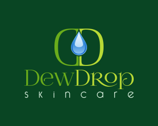 Dew Drops Logo