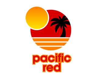 Pacific Red Logo