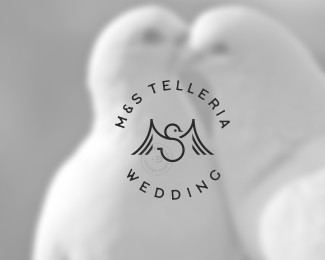 M&S Telleria Wedding by @Edoudesign