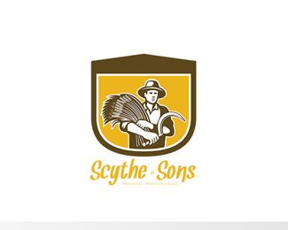 Scythe and Sons Homemade Wholesome Foods Logo