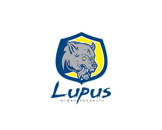 Lupus Night Security Logo