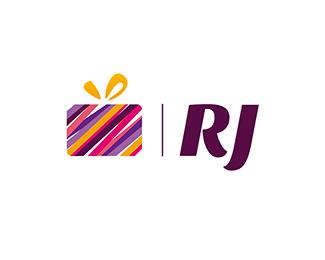 logopond logo brand identity inspiration rj gift shop rh logopond com gift shop logo templates gift shop logo templates