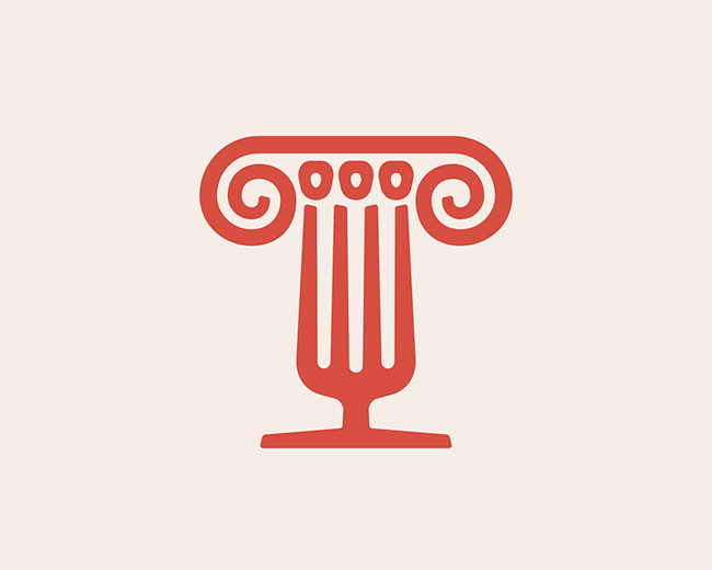 Column Fork 📌 Logo for Sale