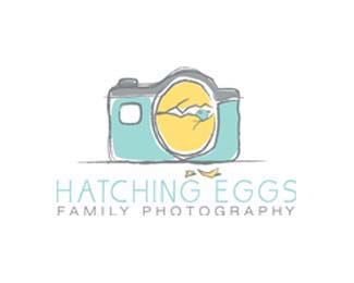 Hatching Eggs Photography