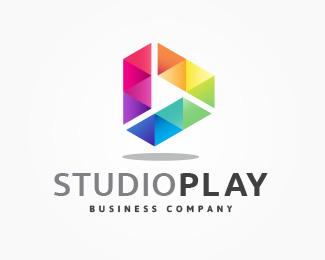 Studio Play Logo