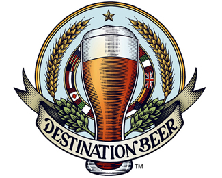 Destination Beer Brand Mark