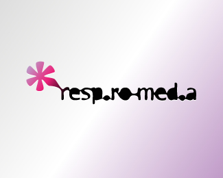 The NEW Respiro Media logo