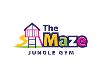The Maze jungle gym