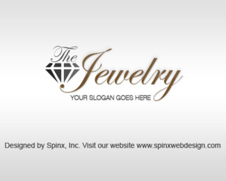 Stylist Free Logo For Your Online Jewelry Shop