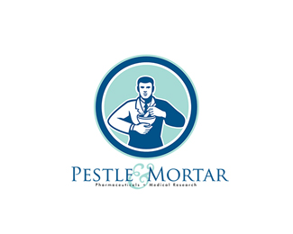 Pestle and Mortar Pharmaceuticals Logo