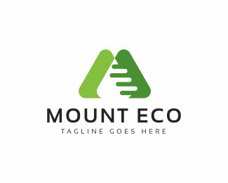 Mountain Eco Logo