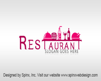 Restaurant Logo With High Quality