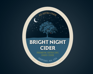 Bright Night Cider
