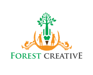 Forest Creative Logo