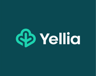 Yellia Logo Design
