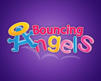Bouncing Angels Inflatables