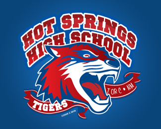 Hot Springs High School