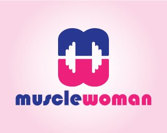 muscle woman