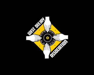West Deejay Association logo
