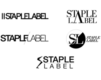 Staple Lable Logo