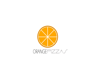 Orange Pizzas