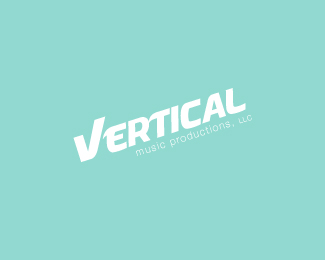 Vertical Music Productions (concept 3)