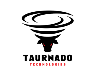 Taurnado Technologies Logos for Sale