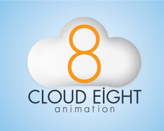 cloud 8 animation